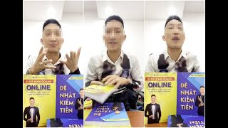Phạt Huấn Hoa Hồng về hành vi xuất bản sách 'dạy kiếm tiền' chui