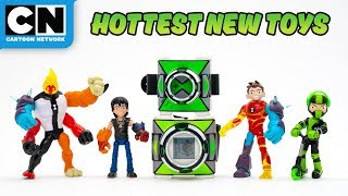 TOP NEW Omnitrix Games and Figures! | Ben 10 | Cartoon Network