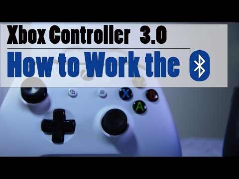 Xbox One Controller (3.0) Bluetooth - Tech Review