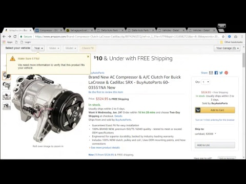 What you need to know before buying auto parts online