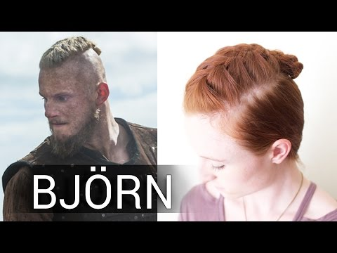 Easy Viking Hair for Men - Bjorn's French Braid Undercut Style