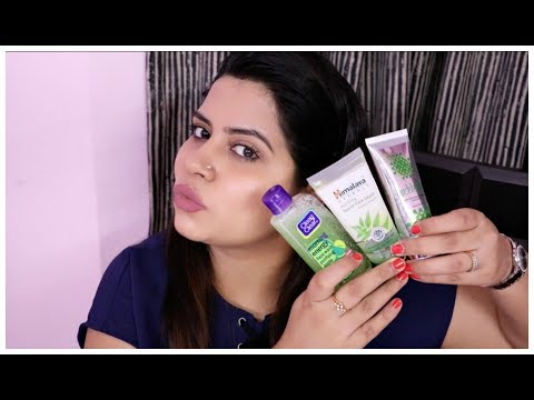 Top 3 Best Face wash For Oily Skin, Acne Prone Skin in India || Affordable under Rs 200