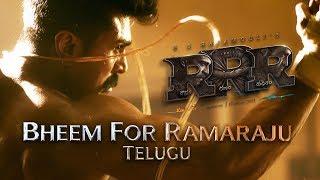 Bheem For Ramaraju - Ramaraju Intro - RRR (Telugu) | NTR, Ram Charan, Ajay Devgn | SS Rajamouli