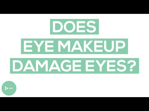 3 Types of Eye Makeup That Can Damage Your Eyes!