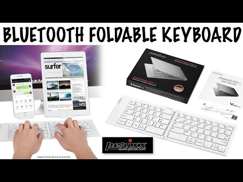 Amazing Bluetooth Keyboard for iPhone and iPad !
