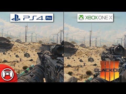 Xxx Mp4 Black Ops 4 Blackout PS4 Pro Vs Xbox One X Graphics Comparison 3gp Sex