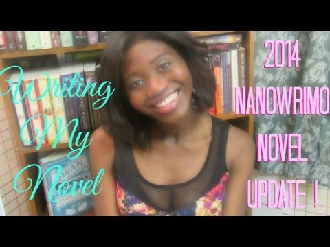 WRITING MY NOVEL! AN UPDATE! ( The Editing Process, Pursuing Publication & Writing Tips!)