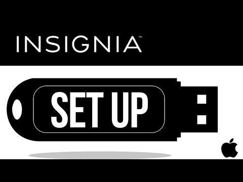 Insignia USB flash drive Set Up Guide for Mac | MacBook Pro, iMac, Mac mini, Mac Pro, MacBook Air