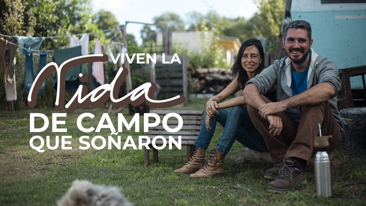VIVEN LA VIDA DE CAMPO QUE SOÑARON | FT. @Permacultura Holistica