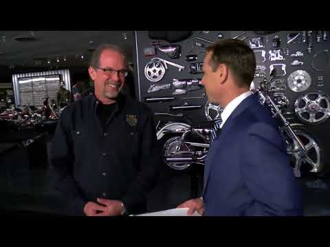 Q&A with grandson of Harley-Davidson co-founder