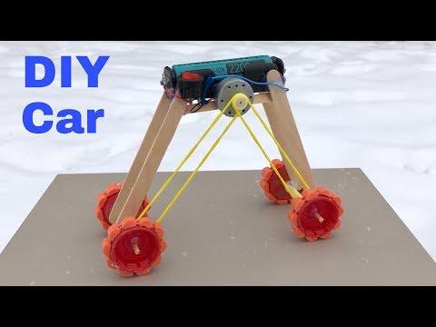 How to Make DIY Electric Car