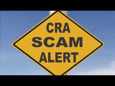 Taxation Telephone Scam 613-366-3717