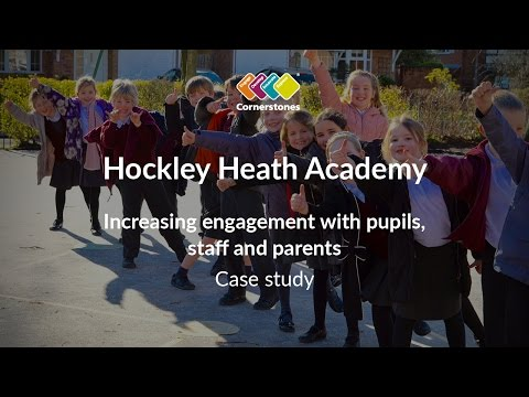Hockley Heath Primary School - Increasing engagement with pupils, staff and parents