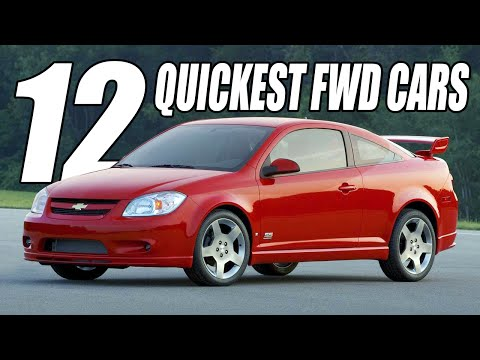 12 Of The Quickest Front Wheel Drive Cars