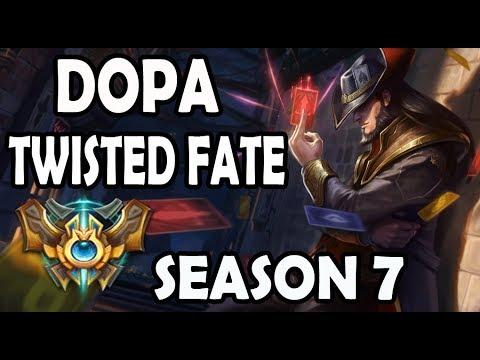 Apdo (Dopa) TWISTED FATE vs LEBLANC - Road to Rank #1 Korea SoloQ Season 7