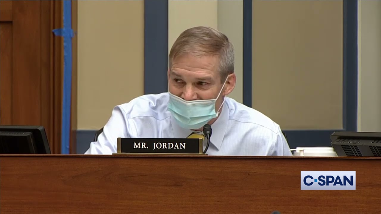 Exchange between Rep. Jim Jordan and Dr. Anthony Fauci