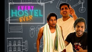 Every Hostel Ever | Hostel Life | RealSHIT