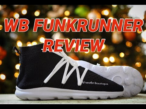 Wrestle Boutique WB Funkrunner Athletic Shoe
