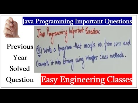 Java Program to Accept Number from user and convert into Binary using Wrapper Class Methods