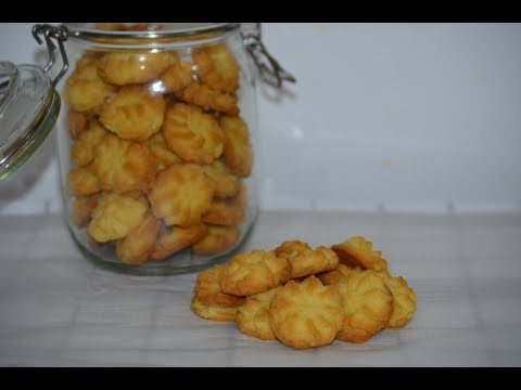 How to make butter cookies/ butter biscuits/easy cookies recipe