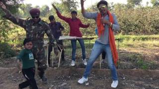 Teri Deewani Gaman Santhal song dance comedy desi funny video 2017