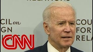 Biden: McConnell blocked Russia warning