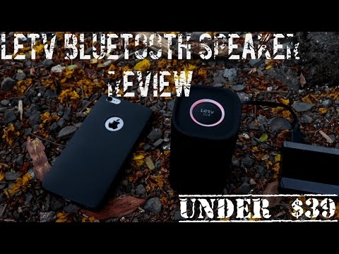 iTech Review - Best budget speaker - LeTv Bluetooth Speaker [HD]