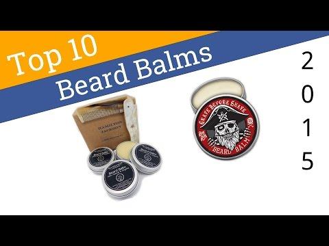 10 Best Beard Balms 2015
