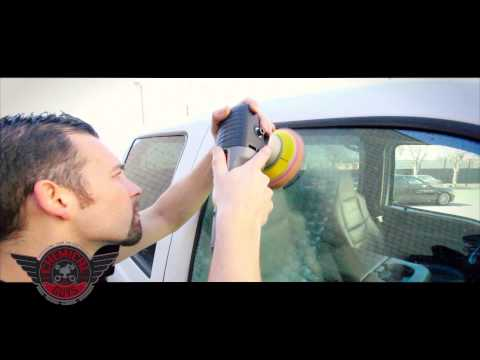 How To: Remove Water Spots on Glass - Water Spot Rx Chemical Guys Car Care