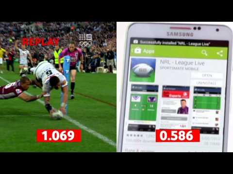 4G speed test ft. Samsung GALAXY Note 3!