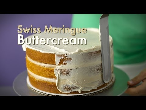 Swiss Meringue Buttercream Tutorial (how-to)
