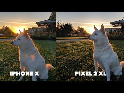 iPhone X vs Pixel 2 XL Camera Comparison