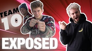 CHEATERS!!! (TEAM 10 EXPOSED)