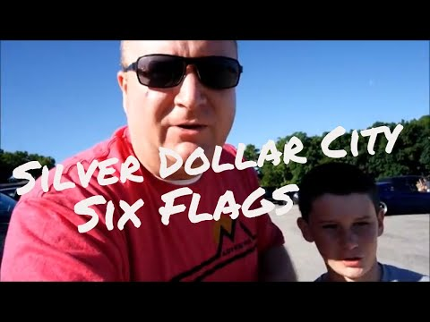Silver Dollar City / Six Flags St. Louis on the Same Day