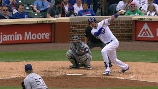 5/21/17: Bryant mashes two homers in Cubs
