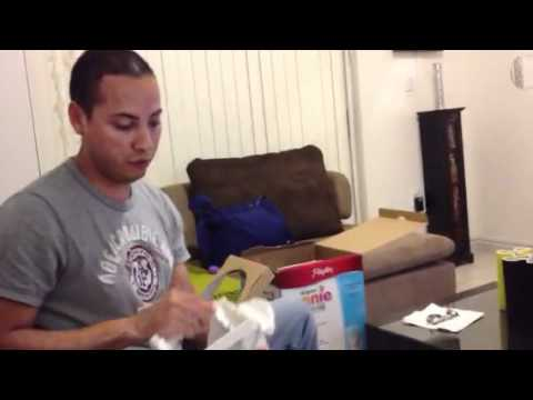 How to fix / assemble the playtex Genie Diapers Can. Save Money $$$! Don't buy a new one