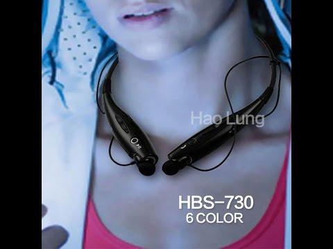 Bluetooth  headset HBS-730 v4 - PS3 - Smartphone - China