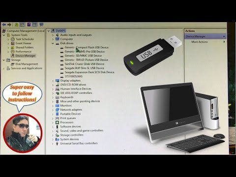 How To Convert A Flash or Hard Drive From FAT32 To NTFS