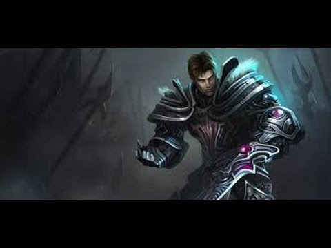 How to get Free DREADKNIGHT GAREN SKIN for League of Legends 2015