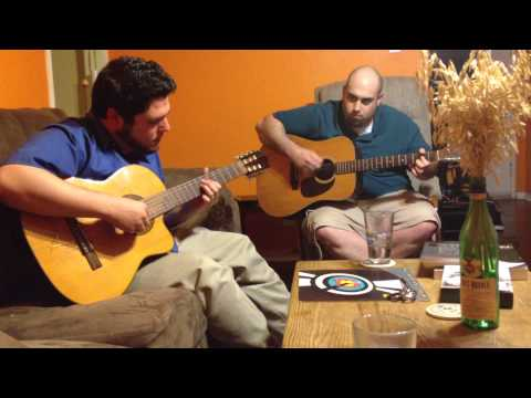 Sink or Swim with Spanish Guitar Lover's Intro (Magarity/Derian) Live Acoustic