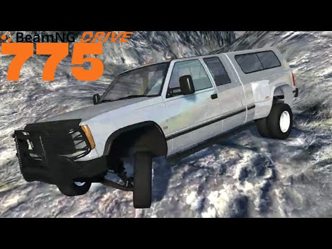 BEAMNG DRIVE #775 I Offroad Monster I Let's Play BeamNG Drive mit GCG [Alpha] [HD]