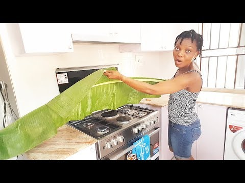 How to Prepare Banana Leaves for Cooking + Banana Leaf Adventure