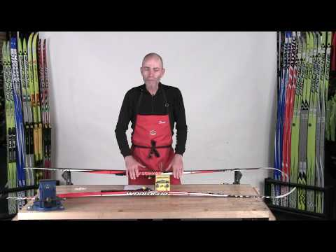 Saul's Simple Waxing System for Classic Cross Country Skis -part 1 of 4