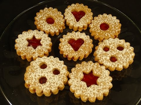Linzer Cookies -with yoyomax12