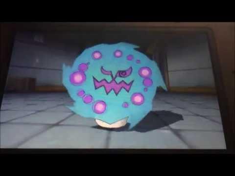 ORAS - Shiny Sea Mauville Spiritomb (w/encounter) - Pokemon Omega Ruby & Alpha Sapphire