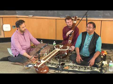 Contemplative Music of South Asia: Sitar and Tabla Recital