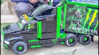 Stunning Scale Mix! RC Tractor Trucks! Drift Cars! R/C Offroad Trucks!