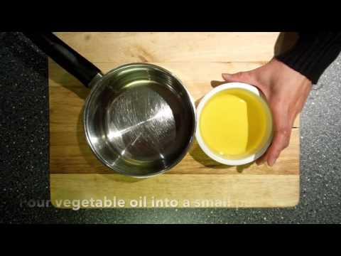 Ginger & Spring Onion Oil