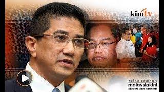'Umno S'gor gagal, 'Good luck' tiga mantan MB'