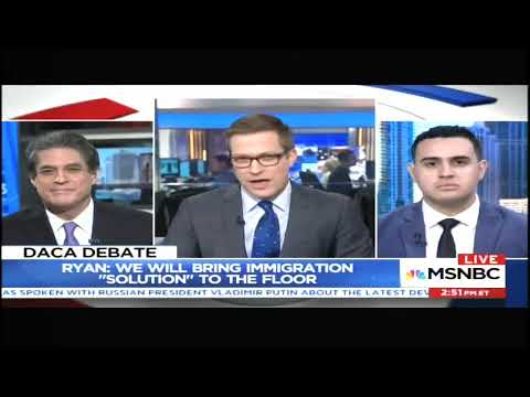 The LIBRE Initiative Discusses Immigration on MSNBC